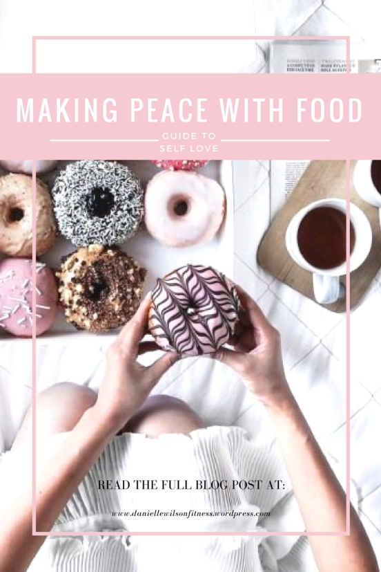 Making Peace with Food Self Love Yourself